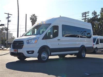 2020 Ford Transit 350 HD High Roof DRW 4x2, Passenger Wagon #g02513 - photo 1