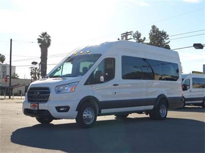 2020 Ford Transit 350 HD High Roof DRW 4x2, Passenger Wagon #g02519 - photo 1