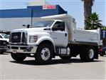 2021 Ford F-650 Regular Cab DRW 4x2, Scelzi Dump Body #G10001 - photo 1