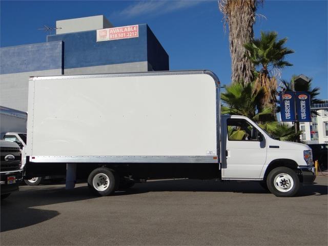 2021 Ford E-450 DRW 4x2, Marathon FRP High Cube Cutaway Van #g10088 - photo 9