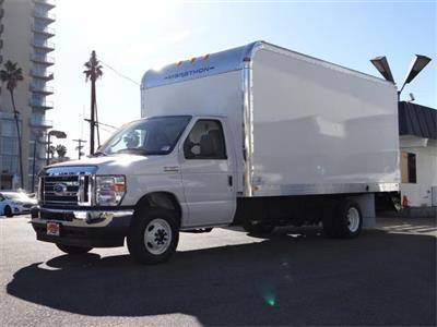 2021 Ford E-450 DRW 4x2, Marathon FRP High Cube Cutaway Van #g10088 - photo 1