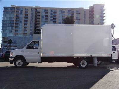 2021 Ford E-450 DRW 4x2, Marathon FRP High Cube Cutaway Van #g10088 - photo 2