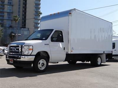 2021 Ford E-450 4x2, Marathon Aluminum High Cube Dry Freight #g10522t - photo 1