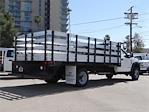 2021 Ford F-550 Regular Cab DRW 4x2, Marathon Stake Bed #G10605 - photo 2