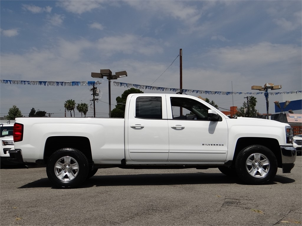 2018 Chevrolet Silverado 1500 Double Cab 4x2, Pickup #B27428 - photo 18