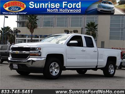 2018 Chevrolet Silverado 1500 Double Cab 4x2, Pickup #B27428 - photo 1