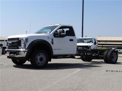 2018 F-550 Regular Cab DRW 4x2,  Cab Chassis #m81613 - photo 1