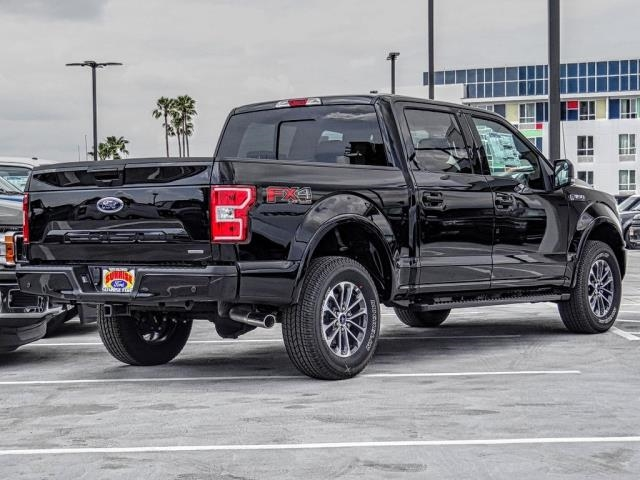 2018 F-150 SuperCrew Cab 4x4, Pickup #M83009 - photo 2