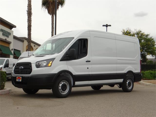 2019 Transit 250 Med Roof 4x2,  Empty Cargo Van #M90137 - photo 1