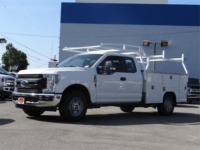 2019 F-250 Super Cab 4x2,  Harbor Service Body #M91969 - photo 1