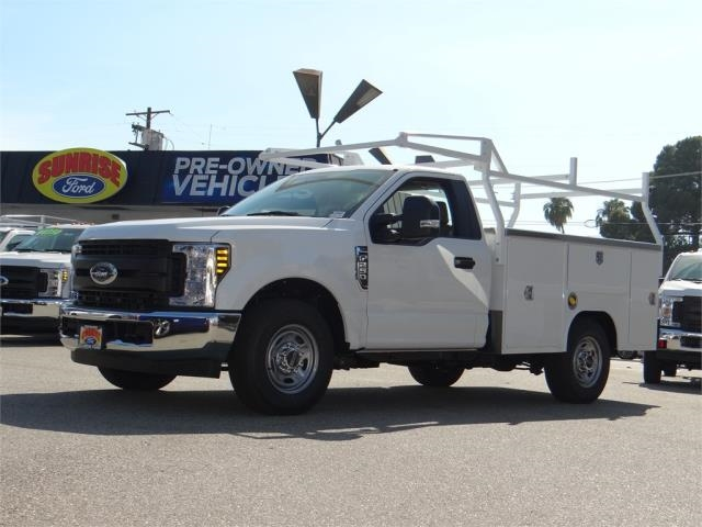 2019 F-250 Regular Cab 4x2,  Harbor Service Body #M91970 - photo 1