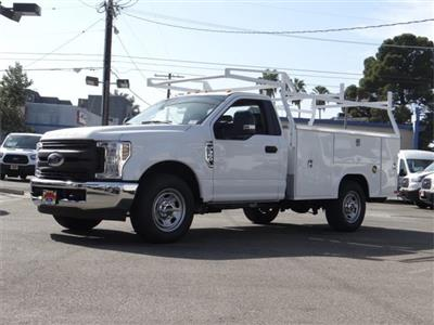 2019 F-350 Regular Cab 4x2, Harbor TradeMaster Service Body #m92706t - photo 1