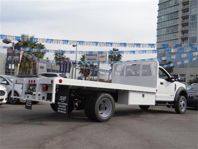 2019 F-450 Regular Cab DRW 4x2, Scelzi WFB Platform Body #m92898 - photo 2