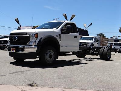 2021 Ford F-550 Regular Cab DRW 4x2, Cab Chassis #vG10841 - photo 1