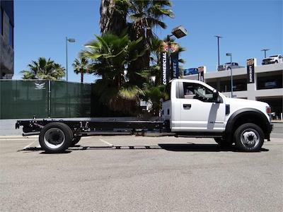 2021 Ford F-550 Regular Cab DRW 4x2, Cab Chassis #vG10841 - photo 8