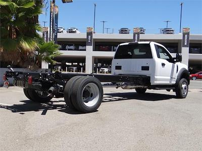 2021 Ford F-550 Regular Cab DRW 4x2, Cab Chassis #vG10841 - photo 2