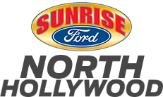 Sunrise Ford of North Hollywood logo