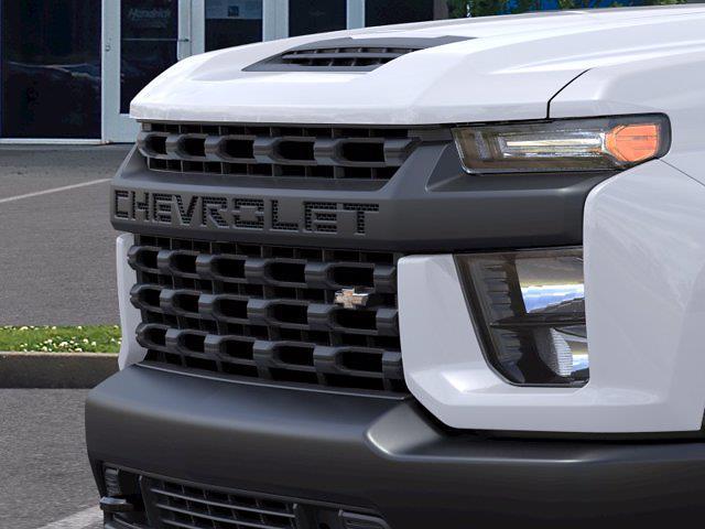 2021 Chevrolet Silverado 2500 Double Cab 4x4, Pickup #CM21757 - photo 11