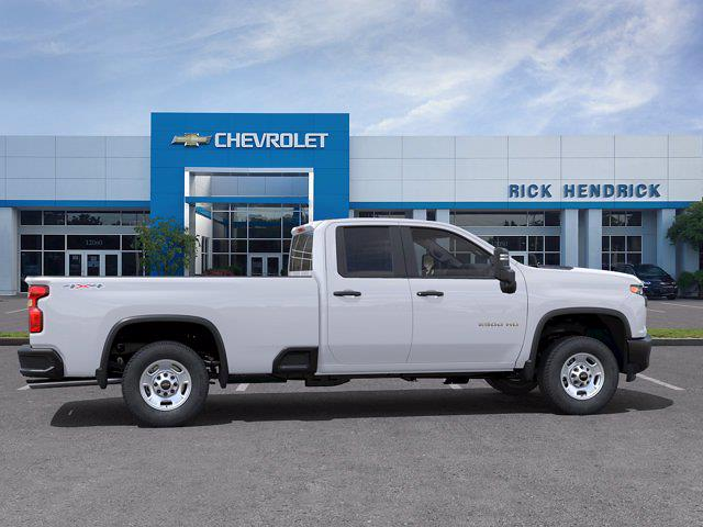 2021 Chevrolet Silverado 2500 Double Cab 4x4, Pickup #CM21757 - photo 5