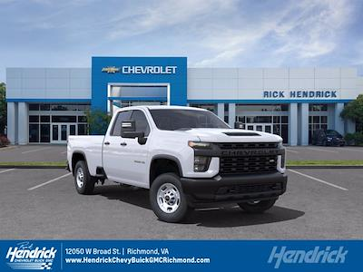 2021 Chevrolet Silverado 2500 Double Cab 4x4, Pickup #CM21757 - photo 1
