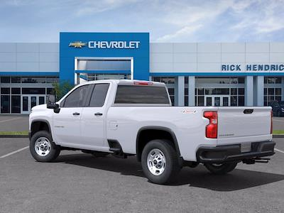 2021 Chevrolet Silverado 2500 Double Cab 4x4, Pickup #CM21757 - photo 4