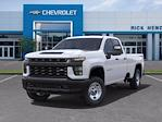 2021 Chevrolet Silverado 2500 Double Cab 4x4, Pickup #CM21757 - photo 6