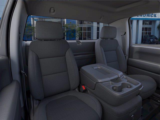2021 Chevrolet Silverado 1500 Regular Cab 4x2, Pickup #CM21818 - photo 13