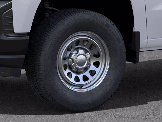 2021 Chevrolet Silverado 1500 Regular Cab 4x2, Pickup #CM21818 - photo 7