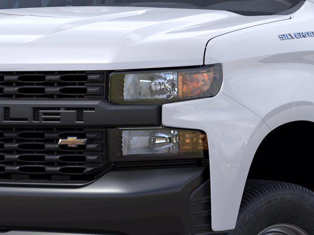2021 Chevrolet Silverado 1500 Regular Cab 4x2, Pickup #CM21818 - photo 8