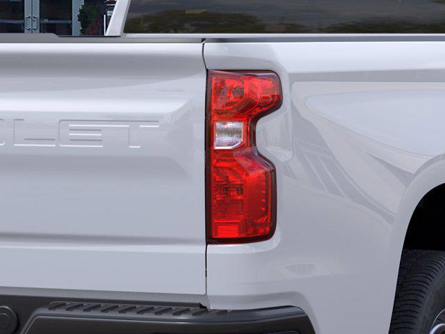 2021 Chevrolet Silverado 1500 Regular Cab 4x2, Pickup #CM21818 - photo 9