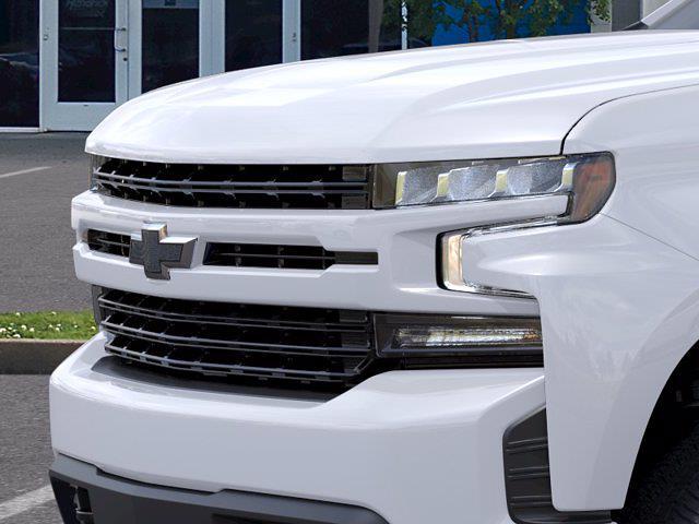 2021 Chevrolet Silverado 1500 Crew Cab 4x4, Pickup #DM21734 - photo 11