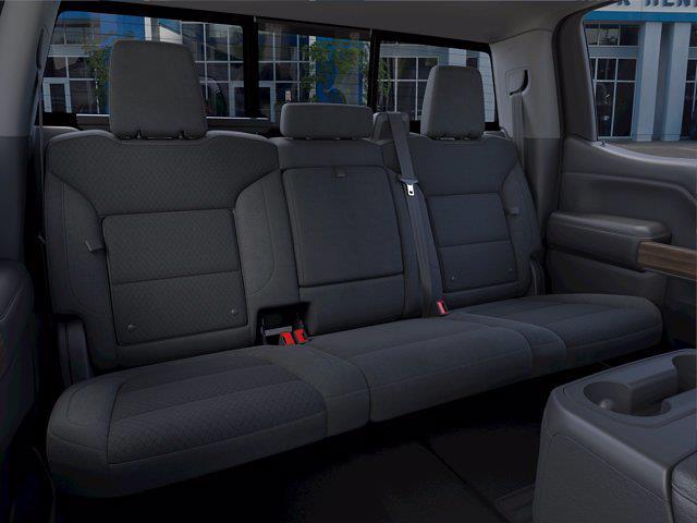 2021 Chevrolet Silverado 1500 Crew Cab 4x4, Pickup #DM21734 - photo 14