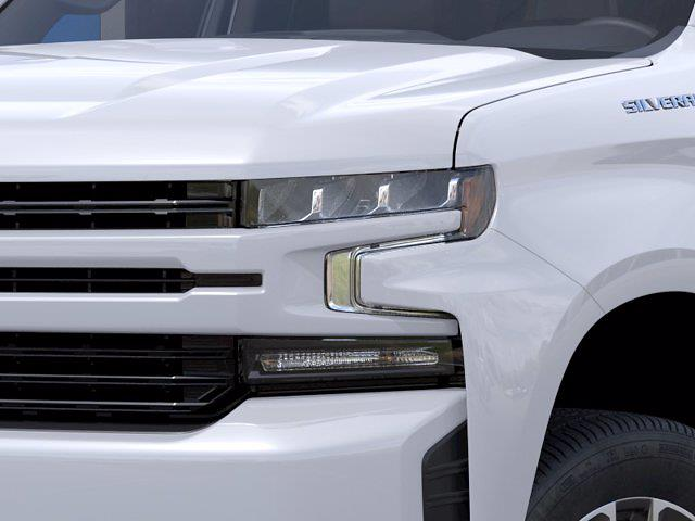 2021 Chevrolet Silverado 1500 Crew Cab 4x4, Pickup #DM21734 - photo 8