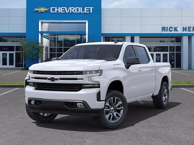 2021 Chevrolet Silverado 1500 Crew Cab 4x4, Pickup #DM21734 - photo 6