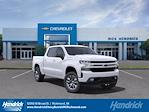 2021 Chevrolet Silverado 1500 Crew Cab 4x4, Pickup #DM21734 - photo 1