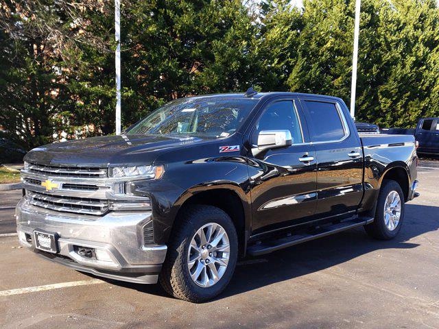 2021 Chevrolet Silverado 1500 Crew Cab 4x4, Pickup #M21154 - photo 7