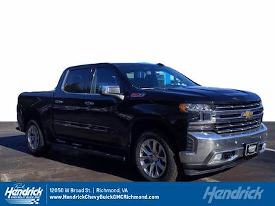 2021 Chevrolet Silverado 1500 Crew Cab 4x4, Pickup #M21154 - photo 1