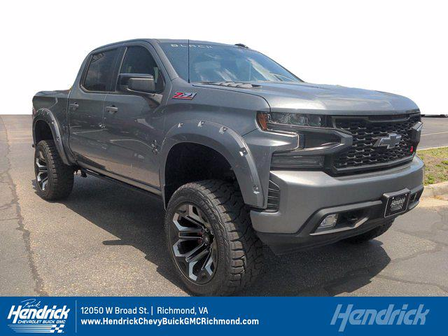 2021 Chevrolet Silverado 1500 Crew Cab 4x4, Pickup #M21340 - photo 1