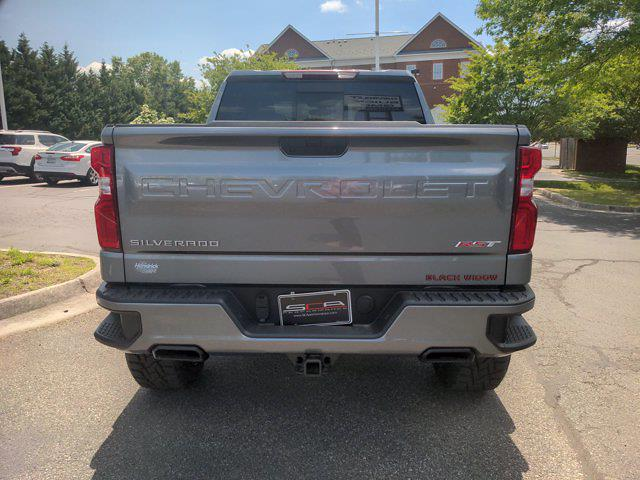 2021 Chevrolet Silverado 1500 Crew Cab 4x4, Pickup #M21340 - photo 2
