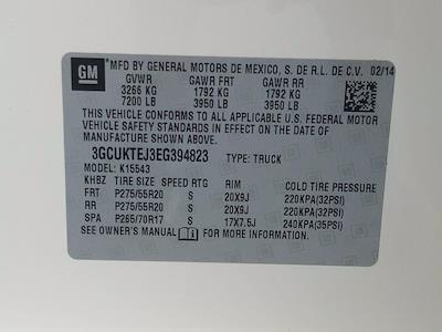 2014 Chevrolet Silverado 1500 Crew Cab 4x4, Pickup #M21379I - photo 45