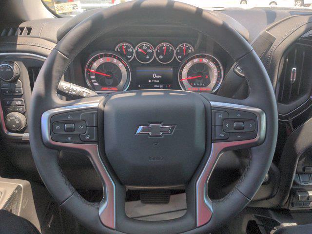 2021 Chevrolet Silverado 1500 Crew Cab 4x4, SCA Performance Black Widow Pickup #M21381 - photo 22