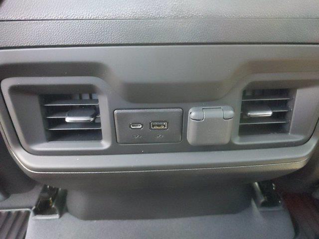 2021 Chevrolet Silverado 1500 Crew Cab 4x4, SCA Performance Black Widow Pickup #M21381 - photo 32