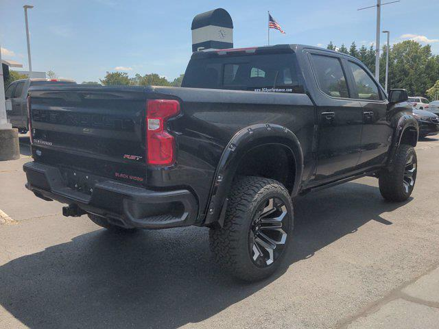 2021 Chevrolet Silverado 1500 Crew Cab 4x4, Pickup #M21382 - photo 4