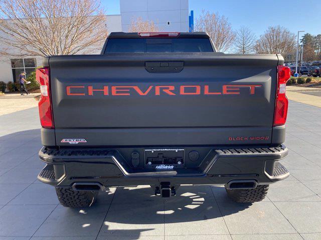2021 Chevrolet Silverado 1500 Crew Cab 4x4, Pickup #M21383 - photo 7
