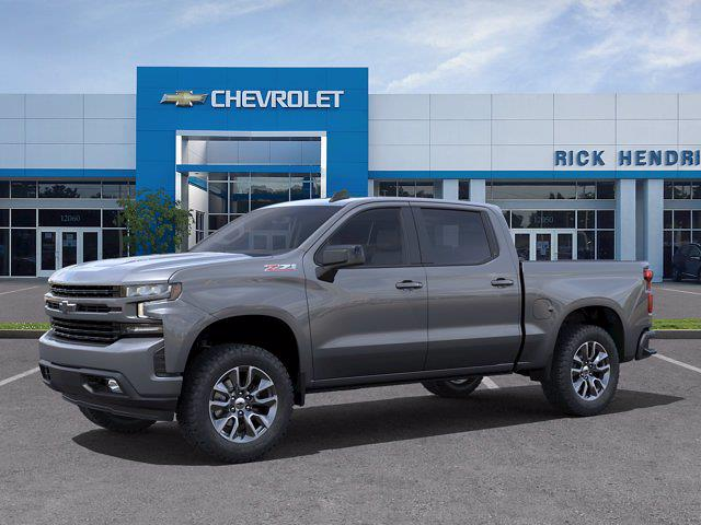 2021 Chevrolet Silverado 1500 Crew Cab 4x4, Pickup #M21384 - photo 3