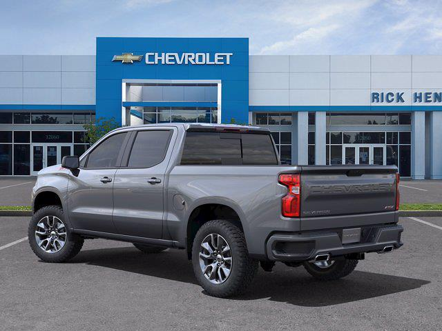 2021 Chevrolet Silverado 1500 Crew Cab 4x4, Pickup #M21384 - photo 4