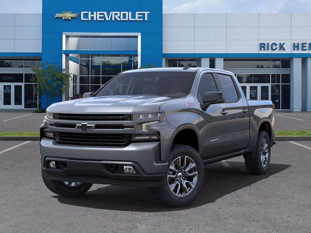 2021 Chevrolet Silverado 1500 Crew Cab 4x4, Pickup #M21384 - photo 6