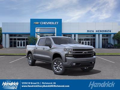 2021 Chevrolet Silverado 1500 Crew Cab 4x4, Pickup #M21384 - photo 1
