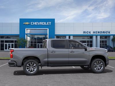 2021 Chevrolet Silverado 1500 Crew Cab 4x4, Pickup #M21384 - photo 5