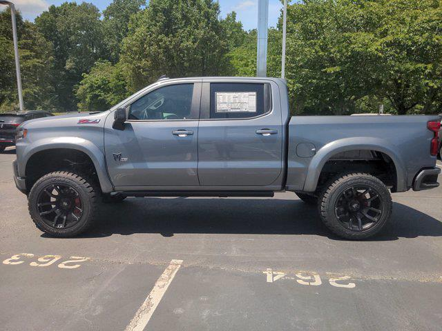 2021 Chevrolet Silverado 1500 Crew Cab 4x4, Pickup #M21392 - photo 8